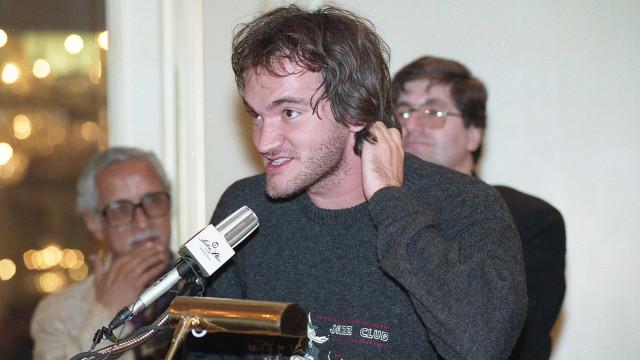 Tarantino dirá adeus ao cinema depois do próximo filme para virar escritor