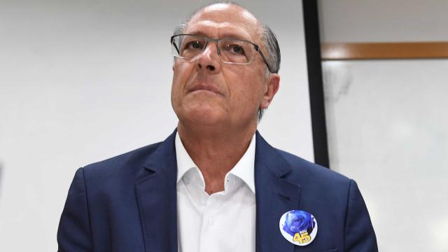 Alckmin já articula palanque com França e Skaf
