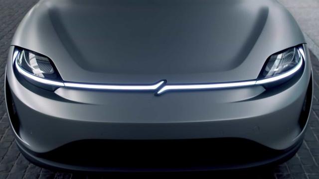 O carro da Sony será testado em estradas públicas