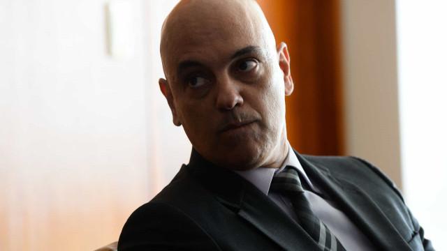 'STF respeita os Poderes e exige respeito', diz Moraes após ataques de Bolsonaro