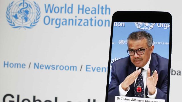 Para OMS, situação do BR na pandemia 'continua a ser de preocupação'