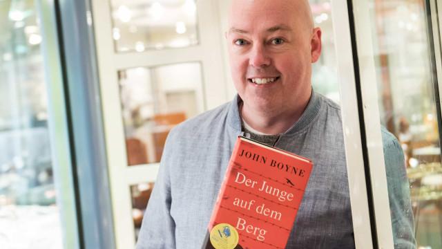 Autor de 'Menino do Pijama Listrado' inclui receita em livro sem querer