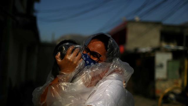 Estado do Rio de Janeiro se aproxima de 169 mil casos de covid-19