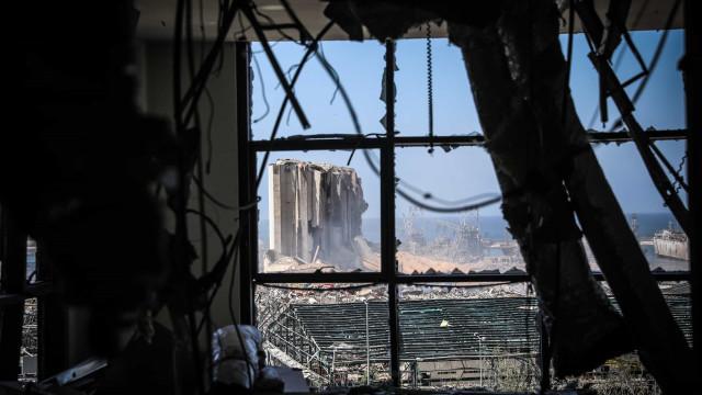 """""""O prédio tremeu, o chão subiu"""", diz brasileira no Líbano"""