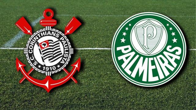 Corinthians e Palmeiras abrem final do Paulista com empate