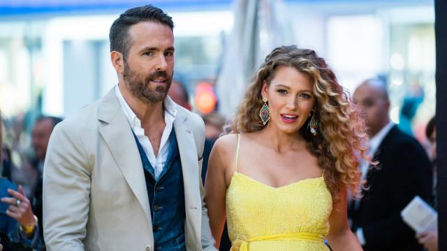 Ryan Reynolds lamenta por ter se casado em antiga fazenda de escravos