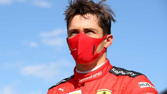 Leclerc rebate críticas das redes sociais: 'Eu odeio o racismo'