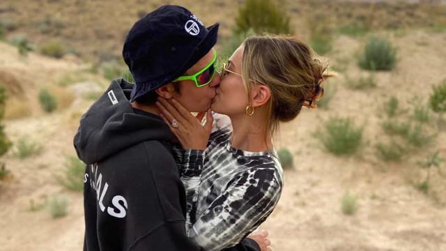 Bieber e Hailey são batizados juntos: 'Amor e confiança em Jesus'