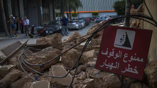 Número de mortos em Beirute sobe para 149