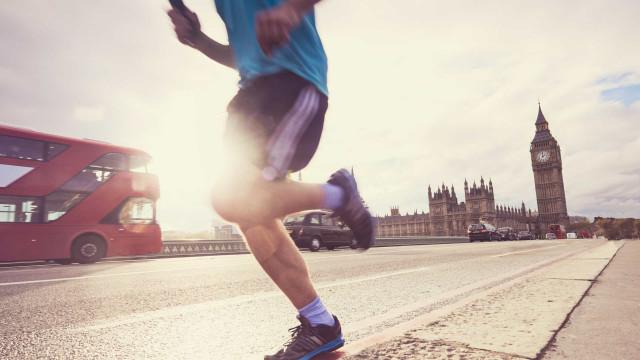 Maratona de Londres vai ocorrer apenas com elite