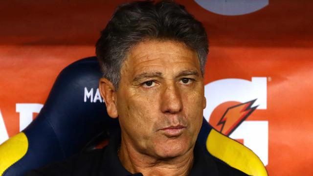 Renato Gaúcho diz esperar por 'dois ou três reforços' para o Grêmio