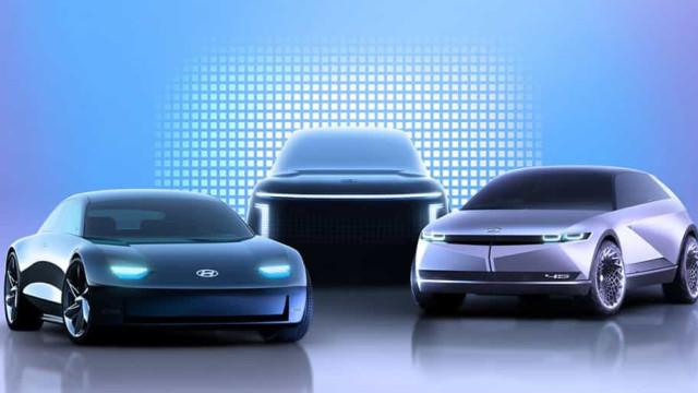 Hyundai anuncia nova marca dedicada aos seus carros elétricos