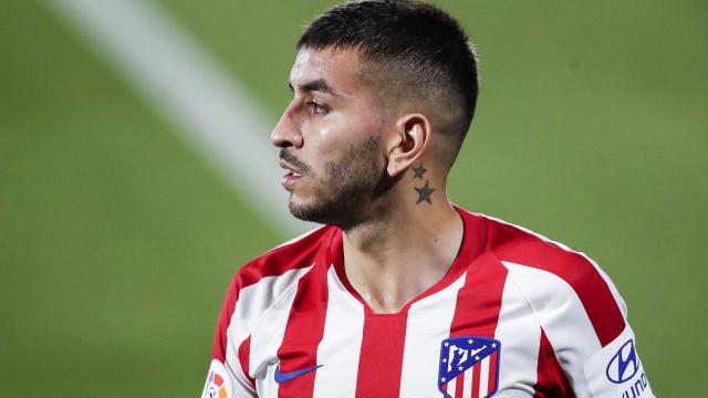 Atlético perde atacante por Covid para jogo decisivo da Champions
