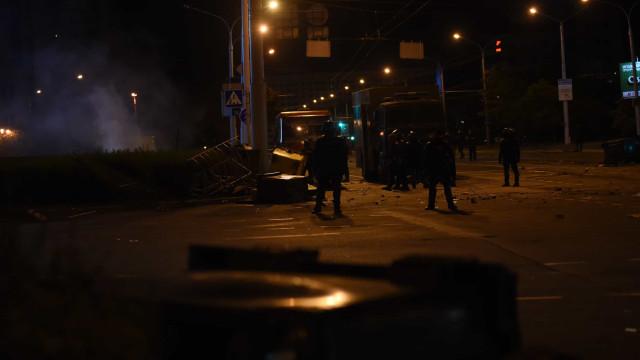 Manifestante morre na segunda noite de protestos na Belarus