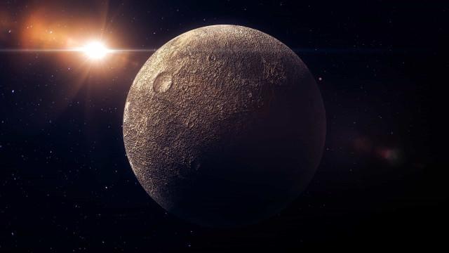 Planeta-anão Ceres tem reservatórios de água