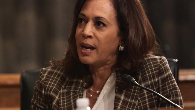 Eleições: Joe Biden escolhe Kamala Harris para vice-presidente