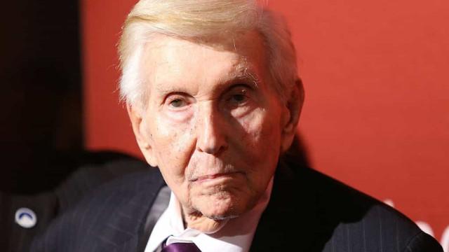 Magnata norte-americano Sumner Redstone morre aos 97 anos
