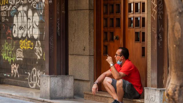 Covid-19: Espanha registra quase 3 mil novos casos em 24h