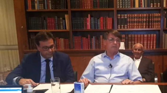 Bolsonaro: Anvisa vai facilitar acesso a medicamentos para coronavírus