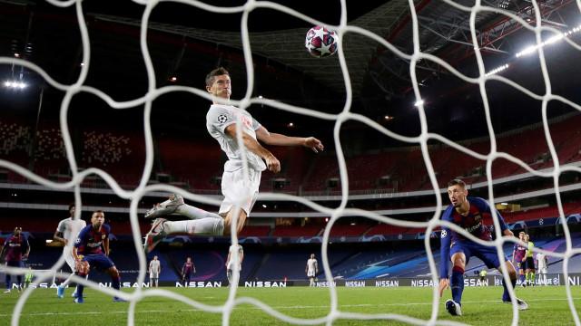 Bayern de Munique impõe derrota histórica ao Barcelona, e faz 8 a 2
