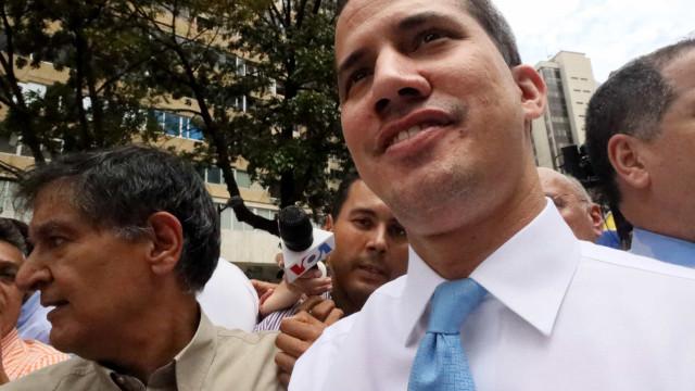 Grupo de Lima reitera apoio a Guaidó e eleições na Venezuela