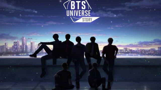 BTS ganha 2º videogame produzido pela Netmarble, o 'BTS Universe Story'