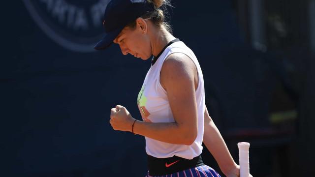 Número 2 do mundo, Simona Halep anuncia que não disputará o US Open