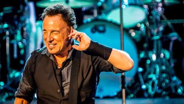 Bruce Springsteen preso por dirigir sob efeito do álcool
