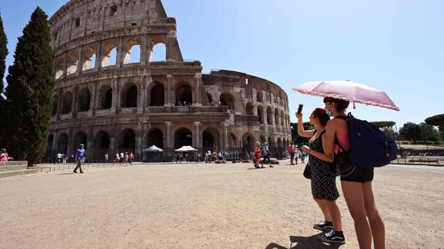Itália com mais de 1.500 casos e 13 mortes nas últimas 24 horas