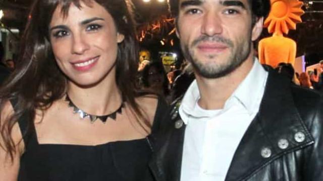 Maria Ribeiro e Caio Blat estão oficialmente divorciados após acordo milionário