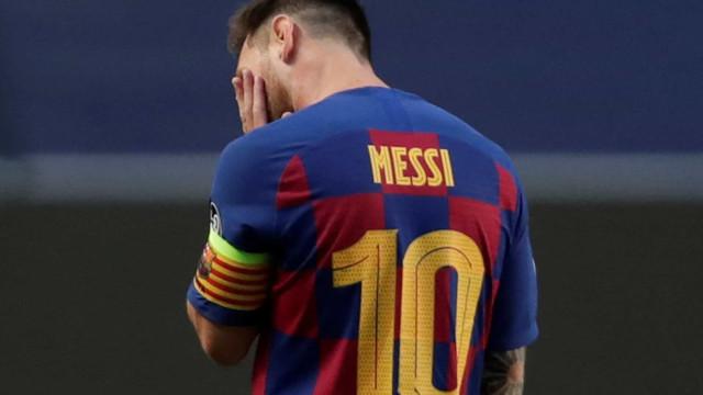 Irredutível, Barcelona faz jogo duro e não quer negociar a saída de Lionel Messi