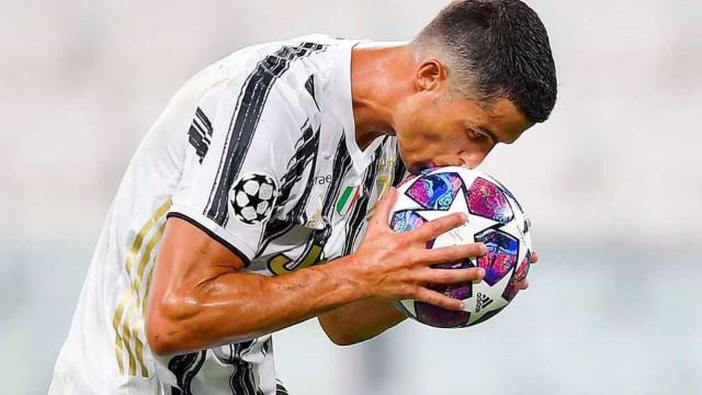 Vice-presidente da Juventus garante a permanência de Cristiano Ronaldo