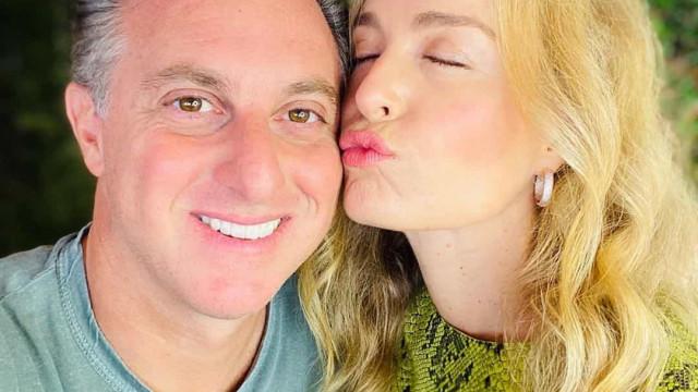 Luciano Huck diz que ele e Angélica são adeptos do sexo tântrico