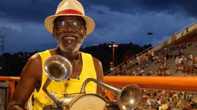 Morre Zeca da Cuíca, um dos fundadores do Originais do Samba