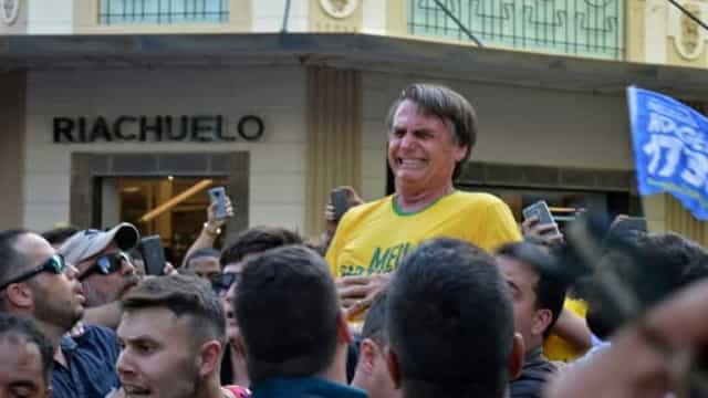 Bolsonaro relembra esfaqueamento em Juiz de Fora após dois anos