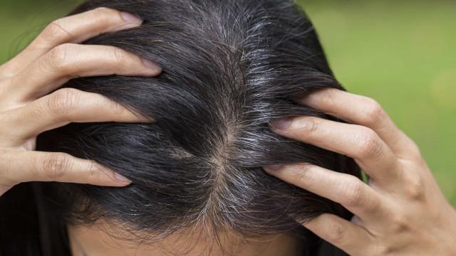 Aprenda a fazer uma máscara natural para cabelos grisalhos que não danifica os fios