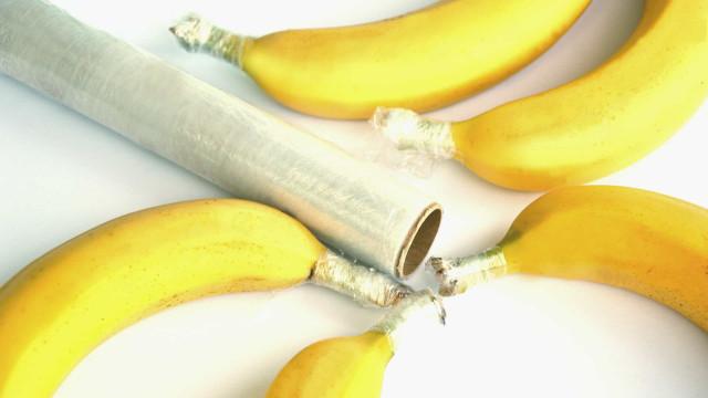 O truque para prolongar a vida das bananas