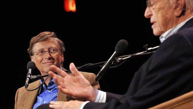 """Morre o pai de Bill Gates: """"Ele era tudo o que eu tentava ser"""""""
