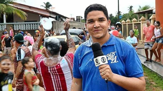 Repórter da Globo Kairo Amaral morre aos 24 anos vítima de câncer