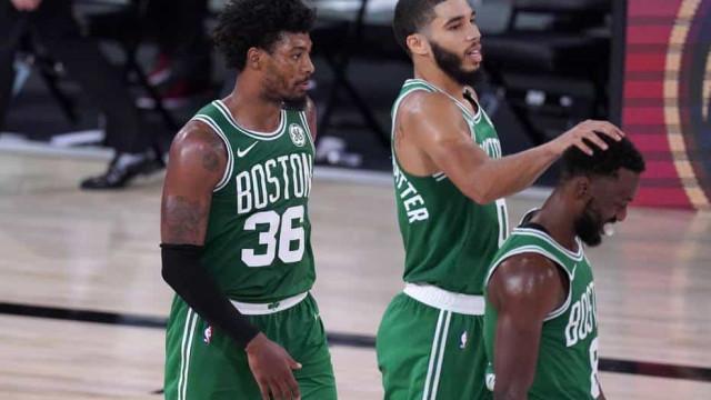 Com defesa forte, Celtics seguram o Heat e reduzem desvantagem na final do Leste