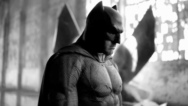 HBO divulga nova imagem do Batman de Ben Affleck em 'Snyder Cut'