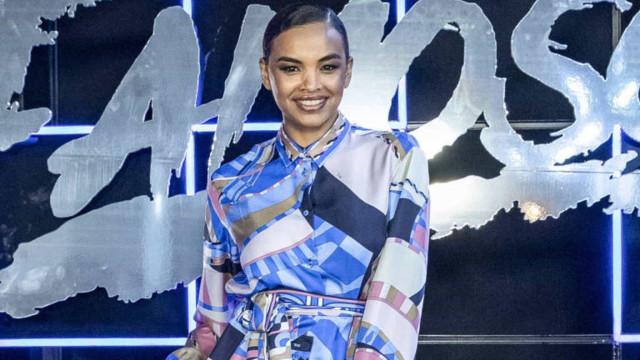 Lucy Ramos brilha em estreia 'mascarada' de Dança dos Famosos