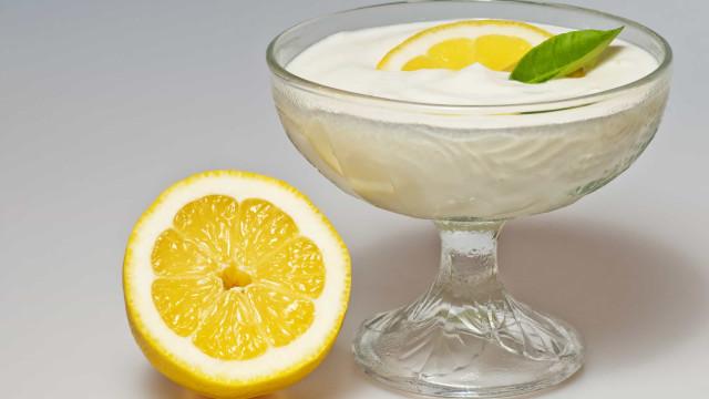 Que tal mousse de limão só com três ingredientes? Anote!