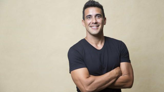 Andre Marques diz estar com 'tesão de adolescente' com No Limite
