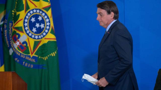 Bolsonaro, sobre pandemia: não fugi da minha responsabilidade