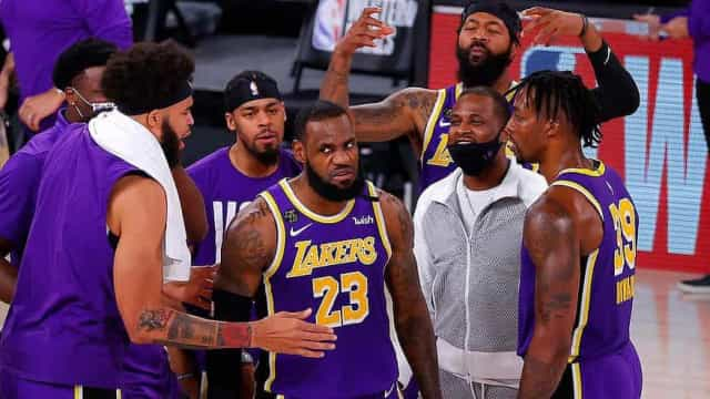 LeBron brilha, Lakers vencem Nuggets e voltam à final da NBA após 10 anos