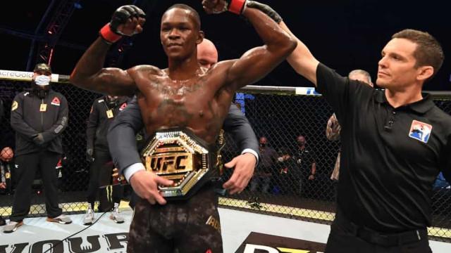 Adesanya nocauteia 'Borrachinha' no UFC 253 e mantém cinturão dos médios