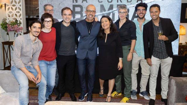 Brasileiros brilham em novela portuguesa indicada ao Emmy