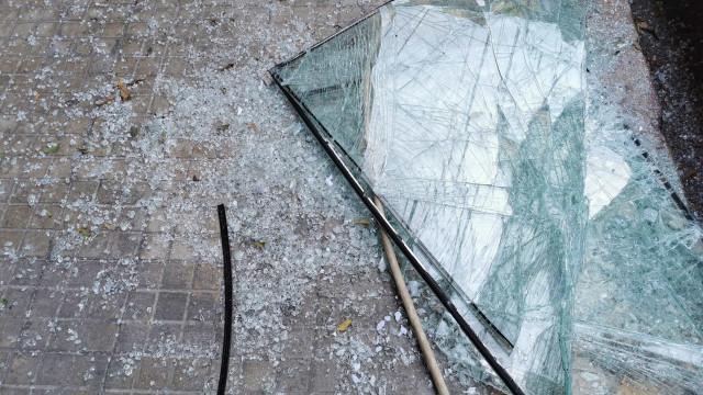 Explosão de gás destrói restaurante em Belém
