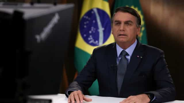 Na Cúpula da Biodiversidade, Bolsonaro cita 'cobiça internacional' por Amazônia
